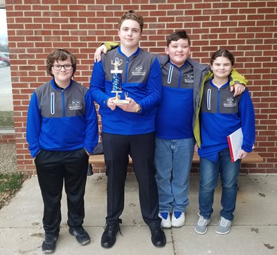 MS Academic Quiz Bowl Team
